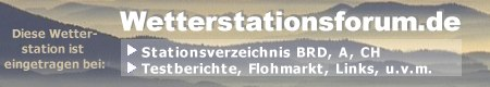 wetterstationsforum
